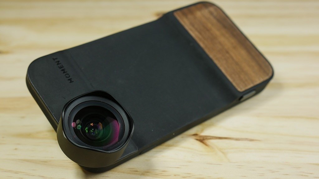 Moment Wide Lens for iPhone 6S (Walnut Moment Case)