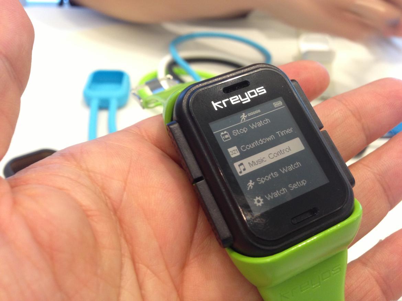 Kreyos Meteor Smartwatch Review • FitGadgetReviews.com